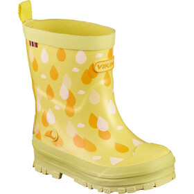 Viking Footwear Dråpe Bottes en caoutchouc Enfant, yellow